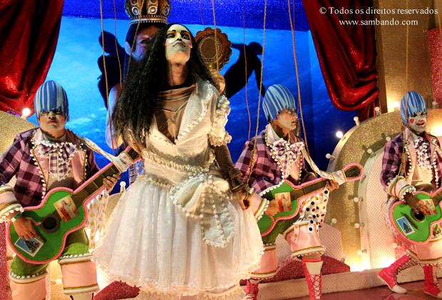 Estação Primeira de Mangueira - Carnaval 2016 - Sambando.com