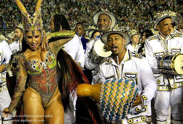 Portela Carnaval 2016 - Rio de Janeiro - Sambando.com