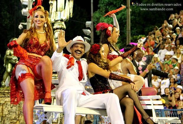 Acadêmicos do Salgueiro - Carnaval 2016 - Sambando.com